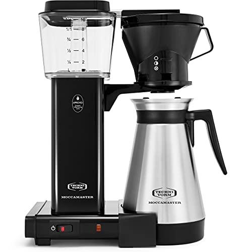 Technivormm Moccamaster 79114 KBT Coffee...