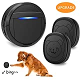 weird tails Wireless Doorbell, Dog Bells for Potty Training IP55 Waterproof Doorbell Chime Operating at 950...