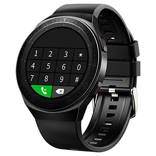 ZGNB MT3 Music Music Men's Smart Watch 8G Memory Bluetooth Llamada Pantalla Táctil Completa Función De Grabación Impermeable MT2 MT-3 Moda Smartwatch (para iOS Android),C