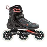 Rollerblade MACROBLADE 110 3WD 275 - Pattini in linea, unisex adulto, colore: verde teal/a...