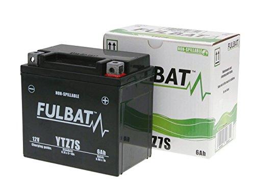 Batterie Fulbat YTZ7S Gel für Husqvarna TE 450 Bj. 2006 inkl. 7,50 EUR Batteriepfand