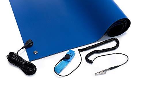 Bertech ESD Soldering Mat Roll, Blue