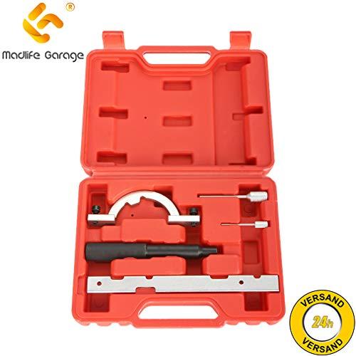 Madlife Garage Motor Einstellwerkzeug Steuerkette Nockenwellen Arretierung Wechseln Arretierung Werkzeug Astra J Corsa D 1.0 1.2 1.4