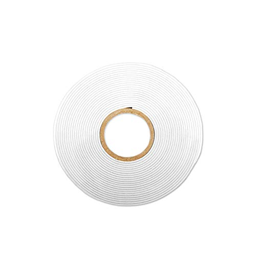 Sizzix White, Foam Tape 663709, 1 Roll, One Size