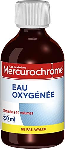 MERCUROCHROME - Eau Oxygénée - 200 ml