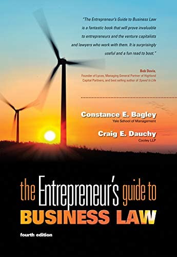 The Entrepreneur s Guide to Business Law 4th Edition product image