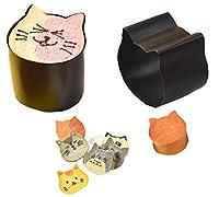 猫型トーストボックス、ノンスティックトーストボックス、パン焼き菓子、ベーキングモールド、割れなし、破片なし、家庭用オーブンウェア、ベーカリー