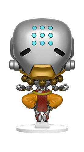 Funko- Pop Vinile Games Overwatch Zenyatta Personaggio, 9 cm, 29052