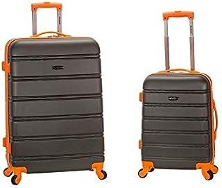 Fox Luggage F160-GREEN Luggage Set Green44; 3 Pieces