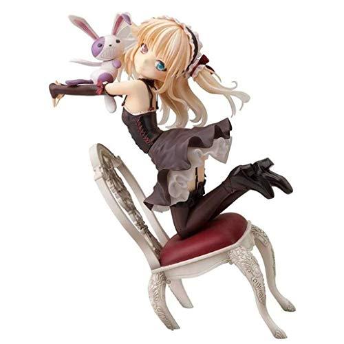 Anime Figura de acción muñeco HaseoGawa Kobato Anime Figura de acción Coleccionable Modelo de caracteres Estatua Toys Figuras de PVC Adornos de escritorio
