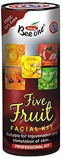 BEE ONE Five Fruit Facial Kit, 1100 g