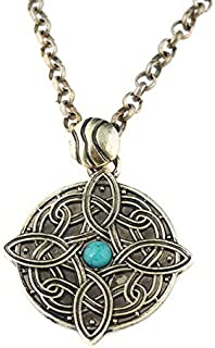 Inveroo The Elder Scrolls 5 Skyrim Amulet of Mara Arkay Morrowind Pendants Necklaces Dark Brotherhood Dinosaur Triangle Me...