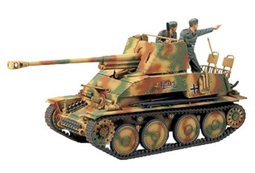 Tamiya 25161 - Carro antitanque alemán Marder III con fotograbados - escala 1/35