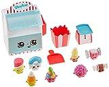 Shopkins - Set de Candy Collection con 8 Caracteres temáticos (56214)