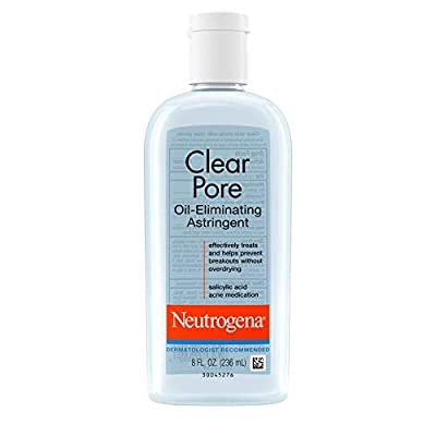 Neutrogena Clear Pore Oil-Eliminating