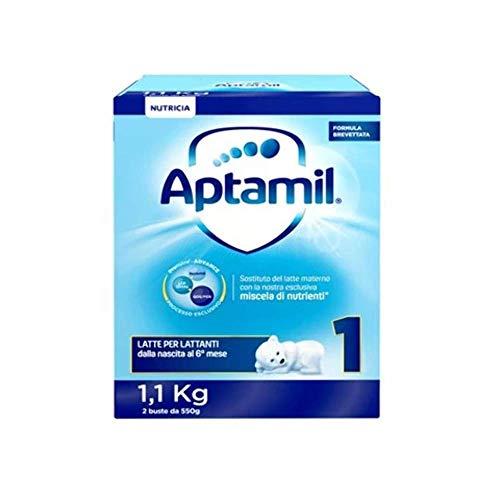 aptamil 1 latte polvere confezione da 1100 gr.