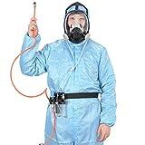 tre-in-one funzione supplied Air Fed Respiratore System & 6800Full Face maschera antigas