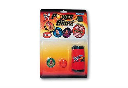 Topps TO833 - Topps - WWE Powerchipz Starterpack