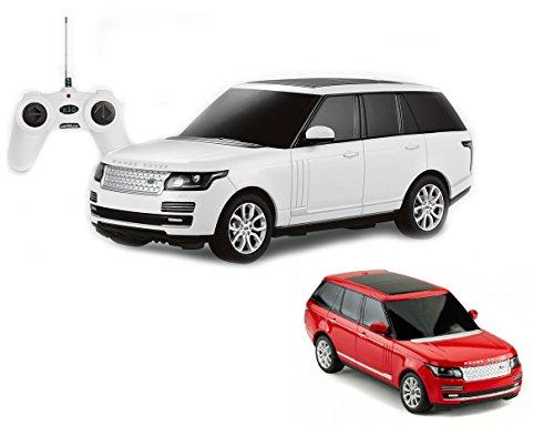 HSP Himoto Range Rover Sport - RC ferngesteuertes Lizenz-Fahrzeug im Original-Design, Modell-Maßstab 1:24, Ready-to-Drive, Auto inkl. Fernsteuerung