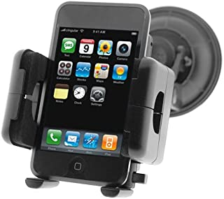 Universal Car Windshield Mount Holder for Apple iPhone / iPod Touch