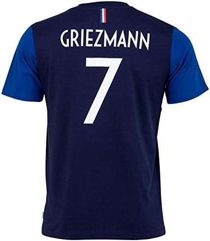 Equipe de France de Fútbol Camiseta FFF - Antoine Griezmann Colección official Hombre