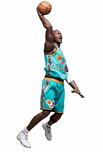 1/6 リアルマスターピース コレクティブル フィギュア/ NBAクラシックコレクション: マイケル・ジョーダン オールスターゲーム 1996 リミテッドエディション RM-1061