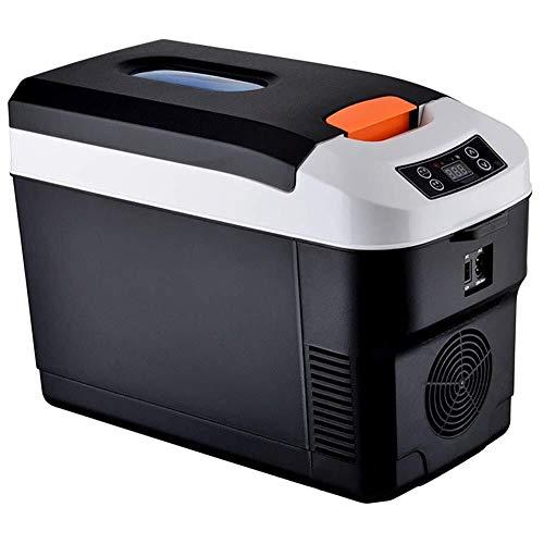 Faible Consommation d'énergie Auto Koelkast Car Home Mini vrieskast 12V / 24V Universal ABS milieuvriendelijke materialen Gardez la nourriture Fraâche