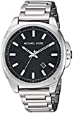 Michael Kors Analog Black Dial Men's Watch - MK8633