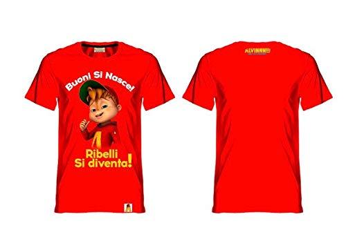 Alvin Rebel t-Shirt Original (2-3 Anni)