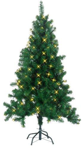 Best Season Nebraska 608-93 - Árbol de Navidad con Luces LE