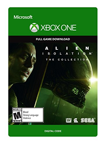 Alien: Isolation: The Collection - Xbox One Digital Code