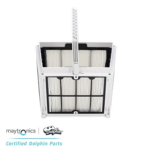 Price comparison product image DOLPHIN Parts- Ultra-Fine Basket Assembly for S300i and Others,  Maytronics Part Number: 9991458-R1