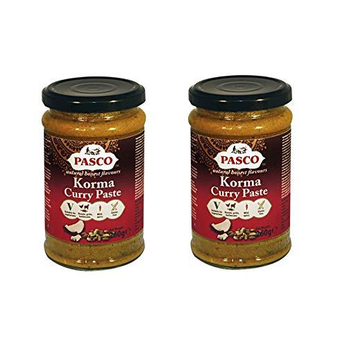 Pasta de curry Korma - 280g - Pack de 2