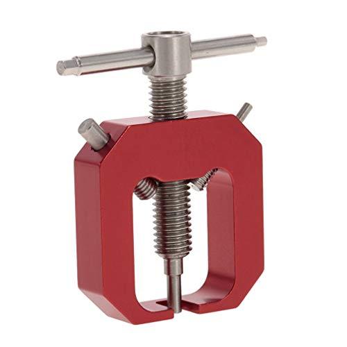 Toyvian rc Motor-Getriebe-Abzieher Aluminiumlegierung Getrieberitzel-Abzieher-Entferner Werkzeuge Motorritzel Teile für rc Spielzeug Zubehör