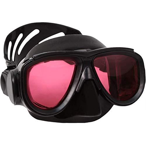 SeaVision Ultra Mask Black Skirt