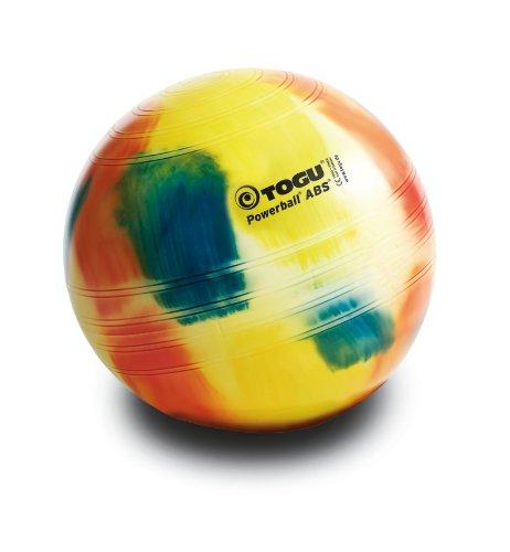 TOGU Powerball ABS - Pelota para Fitness Marble Talla:65 cm