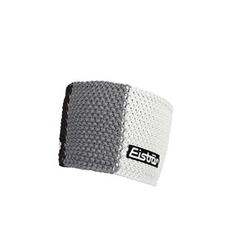 Eisbär Jamie Flag Stirnband, schwarz/Graumele/White, One Size