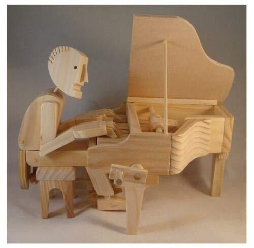 Timberkits Pianist Kit. Klavier