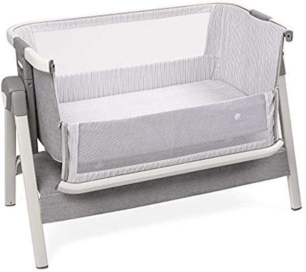 Bed Side Crib For Baby Sleeper Bassinet Includes Travel Case Mattress Sheet And Urine Pad Keep Newborn Babies Close When In Your Bed Bedside Bassinets By ComfyBumpy Co