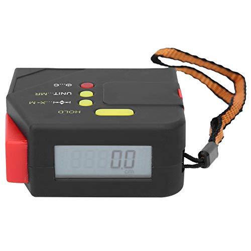 電子測定テープ デジタルLCDディスプレイ測定テープ 木工定規 5m 高品質のスチールテープ 高精度 長寿命