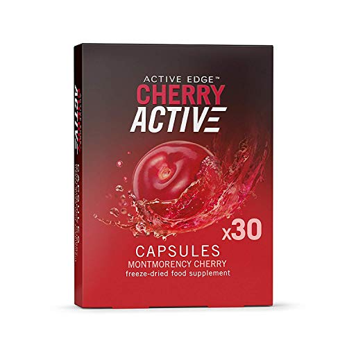 (Pack of 12) Cherry Active - CherryActive Capsules 30 Capsule