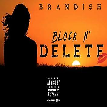 Block n Delete