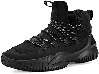 PEAK New Basketball Shoes High-top Breathable Sneakers Non-Slip wear Basketball Shoes