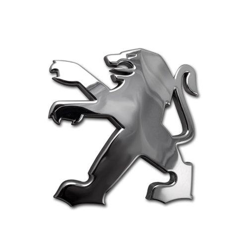 Peugeot Logo-Emblem für die Heckklappe, für die Erstausrüster-Nummer 7810X7