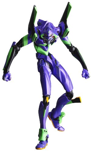 Revoltech: 067 Neon Genesis Evangelion Eva Test Type-01 New Movie Edition Ver... (japan import)