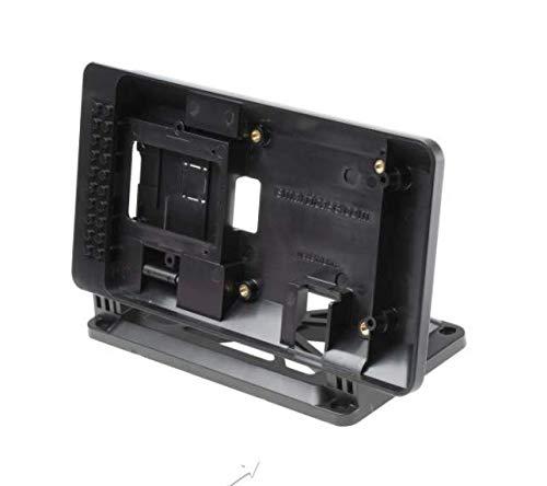 Smarticase SmartiPi Touch Lego Raspberry Pi Case, Black for Pi Display & Camera