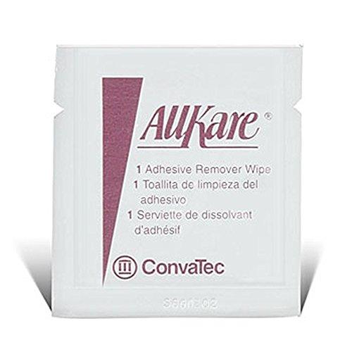 ConvaTec ALLKARE Adhesive Remover Wipe Size: 100