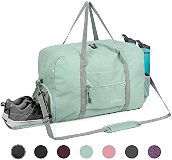 Sportsnew Sports Gym Bag with Wet Pocket & Shoes Compartment