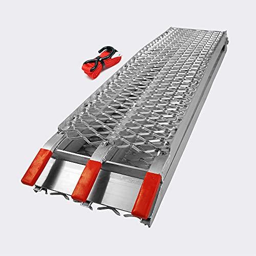 Rampas Aluminio Maquinaria Marca WilTec