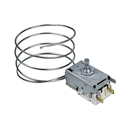 Bauknecht Whirlpool 481927128788 Thermostat Temperaturregler Kälteregler Regler Regulator Temperaturwähler K59L4021 Ranco Kühlschrank auch Ignis Hanseatic